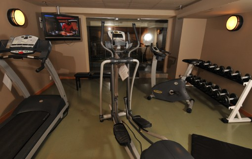 Amenities - Fitness Room