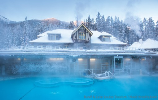 Banff Hot Springs Specials