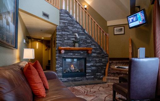 Corner Loft Suite