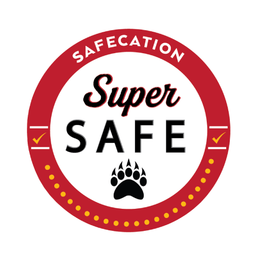 Safecation - Super Safe